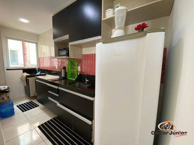 Apartamento com 4 dormitórios à venda, 203 m² por R$ 550.000,00 - Porto das Dunas - Aquira - Foto 9