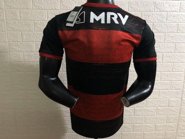 Flamengo Camisa Oficial - Foto 4