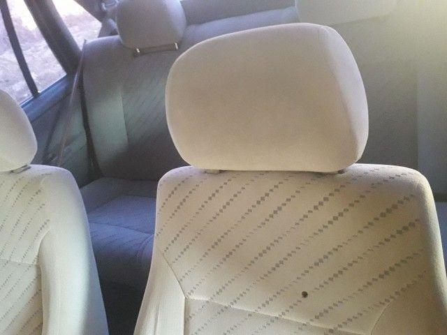 Santana 1.8 ap carro em dias( vendo o troco por moto).11.000 - Foto 13