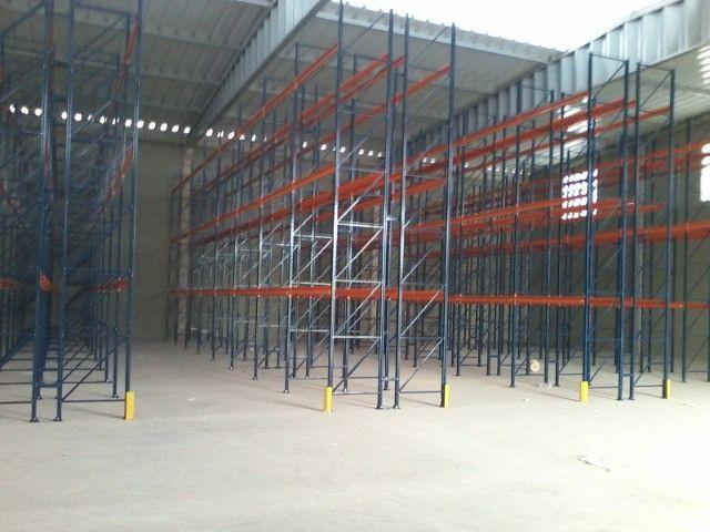 Porta-Paletes storage - Foto 2