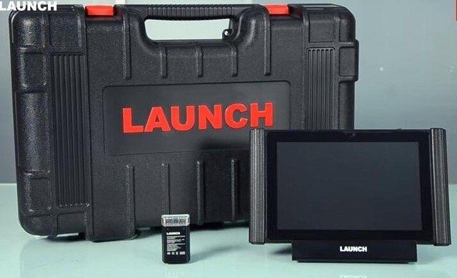 Scanner Automotivo Launch Pad III