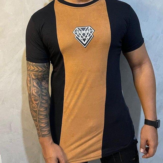 Camisa long - Foto 2