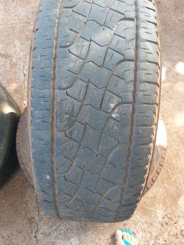 Vendo 2 pneu scorpion pirelli 245.70.16 - Foto 3