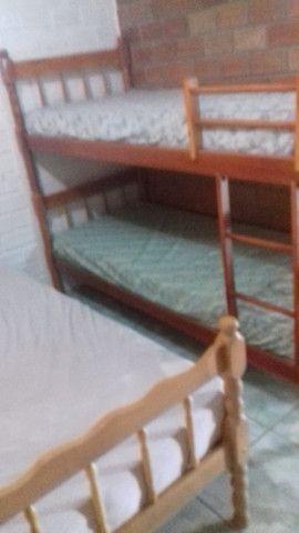 Alugo casa para veraneio em Arambaré 01 quadra da praia - Foto 6