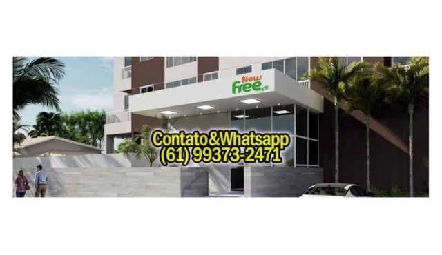 Apartamento em Goiania, 2Q (1Suíte), 55m2, Garagem, Lazer Completo! Parcela. - Foto 12