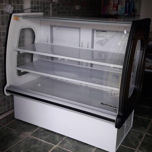 Balcão refrigerado novo - Foto 3