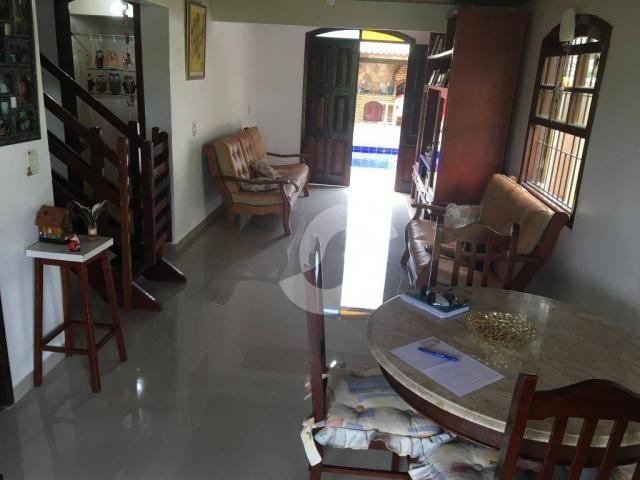 Casa com 3 dormitórios à venda por R$ 400.000,00 - Jacaroá - Maricá/RJ - Foto 9