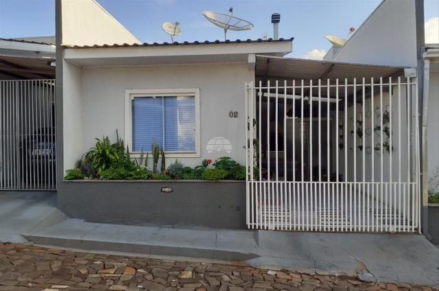Casa à venda com 2 dormitórios em Cadorin, Pato branco cod:932075