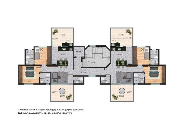Apartamento à venda com 2 dormitórios em Serra, Belo horizonte cod:701027 - Foto 3