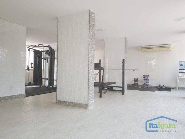 Apartamento com 3 dormitórios para alugar, 130 m² por R$ 1.800,00/mês - Pituba - Salvador/ - Foto 8