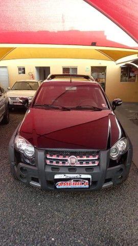 Fiat strada dupla 1.8 adv.conservada - Foto 2