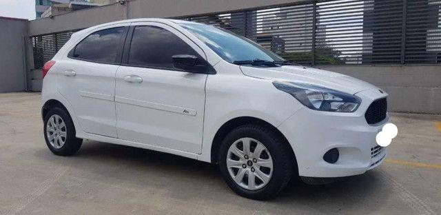 Ford Ka Hatch Se 1.0 Flex (parcelamos) - Foto 7