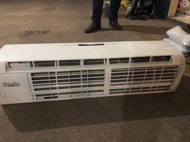 Ar condicionado 24 mil BTU - Foto 2