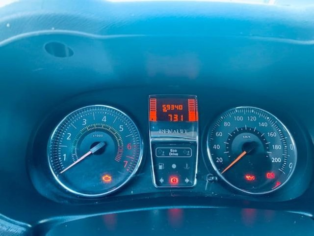 RENAULT CLIO EXPRESSION 1.0 16V HI-FLEX 4P - Foto 14