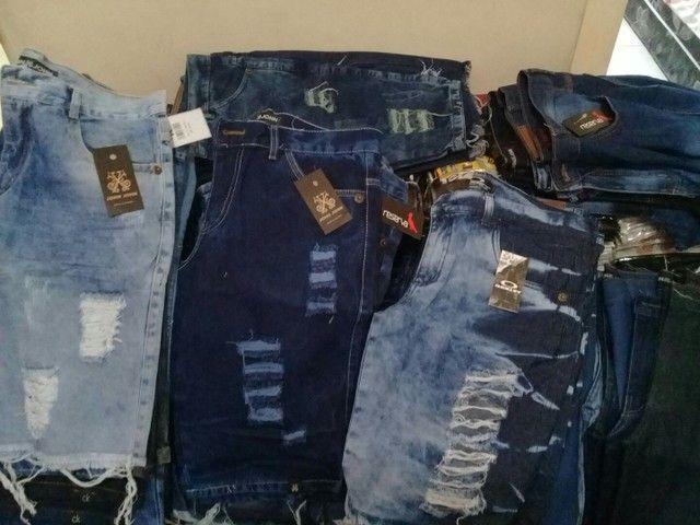 Bermudas Jeans No Atacado  - Foto 4