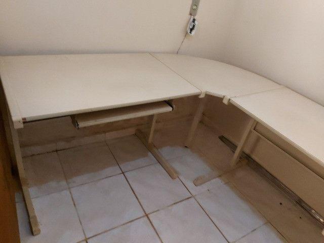 Mesa de canto para escritorio - Foto 3