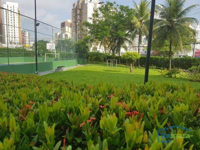 Apartamento com 3 dormitórios para alugar, 130 m² por R$ 1.800,00/mês - Pituba - Salvador/ - Foto 3