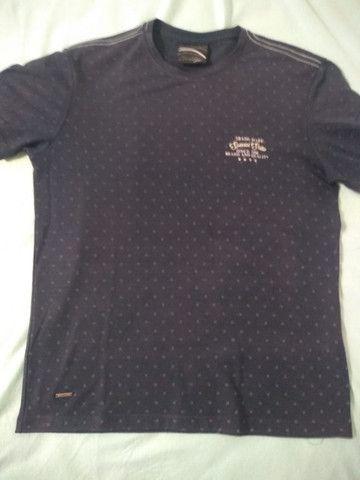 Kit 4 camisas masculinas - Foto 2