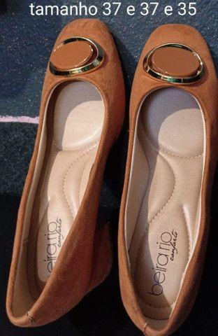 Sapato e rasteira - Foto 3