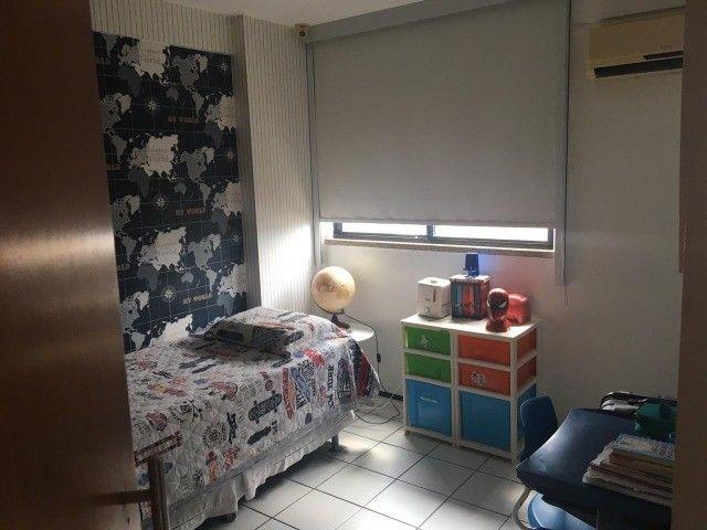 JE Imóveis vende: Apartamento 3 suítes bairro Jóquei Teresina com móveis - Foto 5