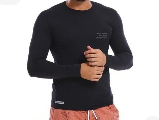 Camisas UV Masculina e Feminina