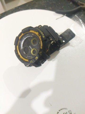 Relógio Coobos (estilo G-Shock) - Foto 3