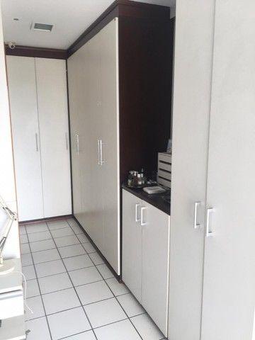 JE Imóveis vende: Apartamento 3 suítes bairro Jóquei Teresina com móveis - Foto 3
