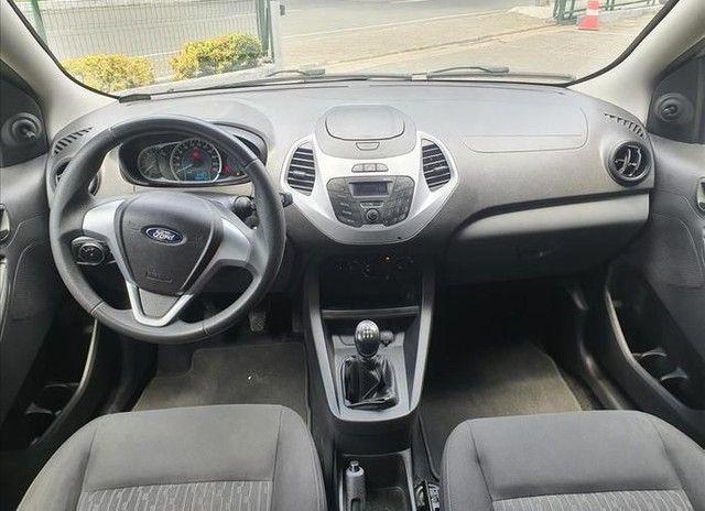 Ford Ka 1.0 SE ano 2015 - Foto 5