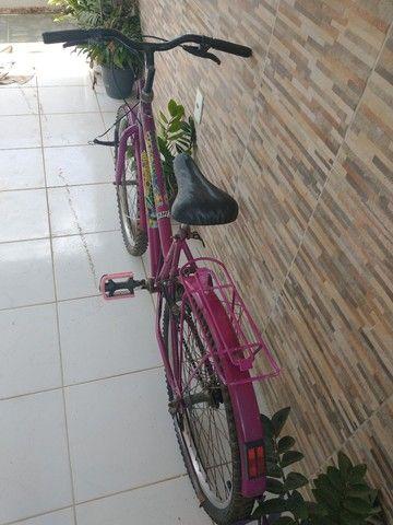 Bicicleta feminina aro 24 - Foto 2