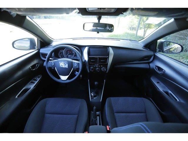 Toyota Yaris HATCH XL LIVE 1.3 FLEX AUT. - Foto 9
