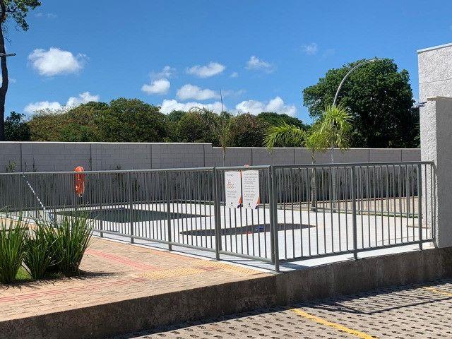 "Alugo apartamento ""novo"" no condomínio "" Jardim de Madri - Bloco com elevador - Foto 3"