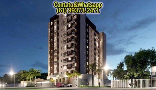 Apartamento para Comprar em Goiania, com 2 Quartos (1Suíte), Lazer Completo! Parcelamos! - Foto 14