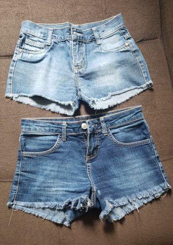 Shorts tam 10 e 12