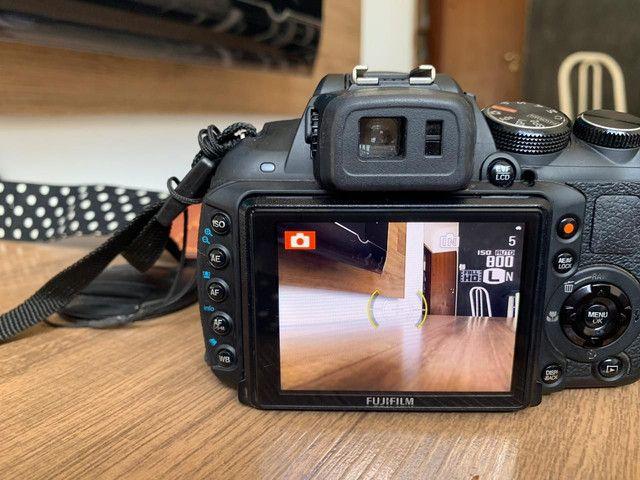 Câmera de fotógrafo (olha a descrição)