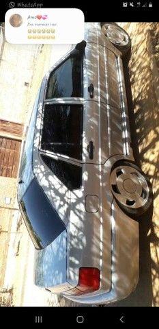 Santana 1.8 ap carro em dias( vendo o troco por moto).11.000 - Foto 5