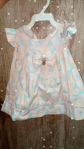 Lote de roupa de meninas - Foto 3