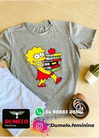 T-Shirts lançamento coleção identidade  - Foto 2