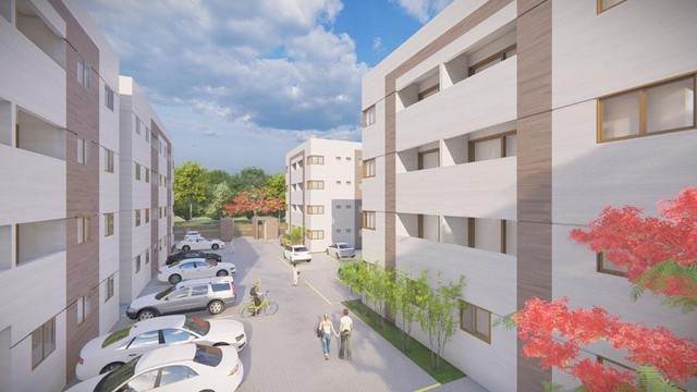 Apartamentos no Valentina / Muçumagro  - Foto 4