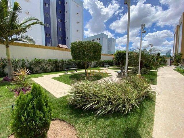 Apartamento com 3 dormitórios para alugar por R$ 850,00/mês - Sandra Cavalcante - Campina  - Foto 6