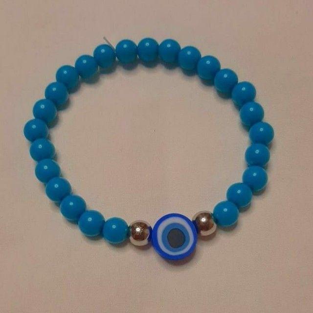Pulseiras personalizadas para vender feitas a mão nosso instragam: ju_pulseiras  - Foto 3
