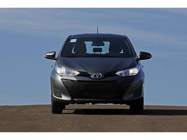 Toyota Yaris HATCH XL LIVE 1.3 FLEX AUT. - Foto 2