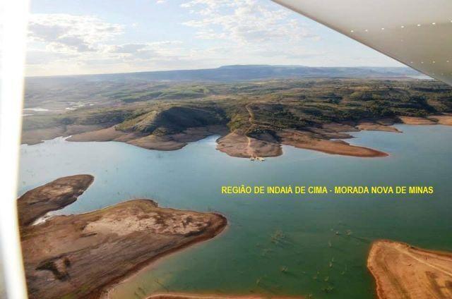 Chácara nas margens da represa de 3 Marias