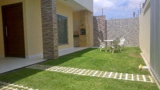 Oportunidade Casa 3/4 + Suite, Porcelan,Churrasq. Nova Parnamirim