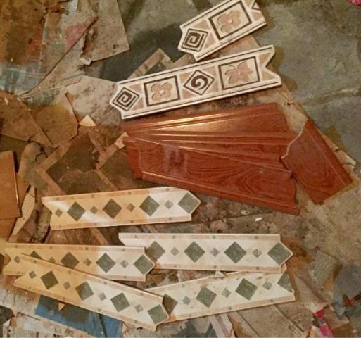 Cerâmica Azulejo Decoração Parede Revestimento Decorar Novo
