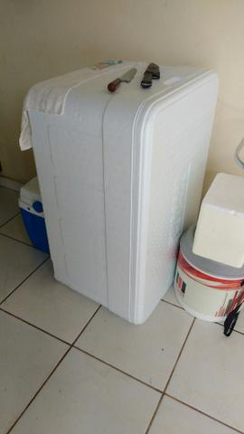 Caixa térmica (isopor) 170 litros
