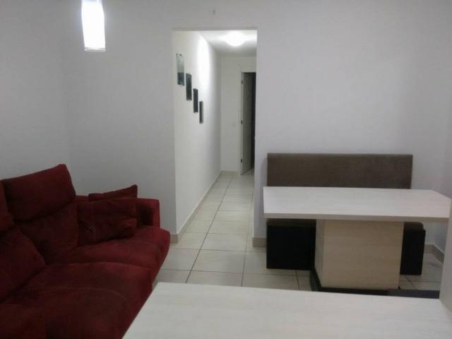 Vita Residencial: Apto mobiliado de 2/4 - Avenida dos Caiapós, Pitimbu, Natal RN