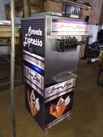 Vendo Maquina de sorvete expresso aceito proposta