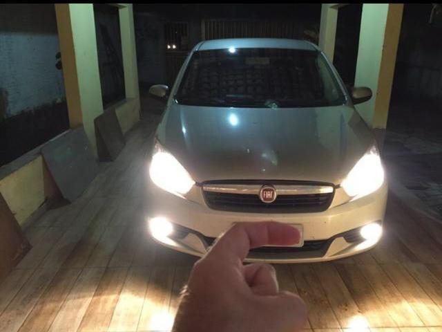 Fiat Gran Siena 2013 1.4 Attractive completo