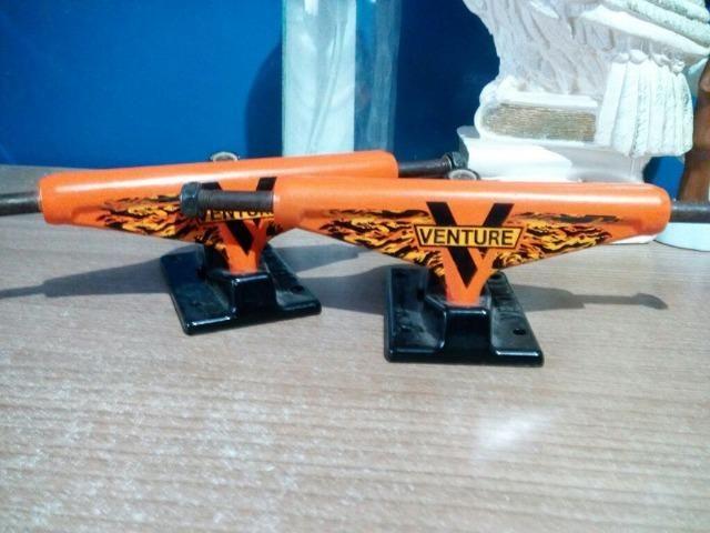 Truck Venture Wildstyle Stalk 129mm