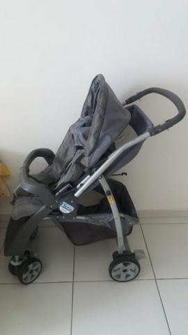 Carrinho de Bebê Reversível Burigotto
